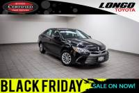 Used 2016 Toyota Camry I4 Automatic LE in El Monte