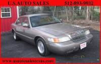 2002 Mercury Grand Marquis LS Premium