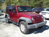 2012 Jeep Wrangler Unlimited Sport 4x4 4dr SUV