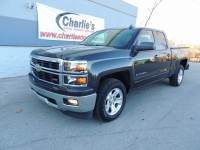 Used 2015 Chevrolet Silverado 1500 LT Truck Double Cab for sale in Maumee, Ohio