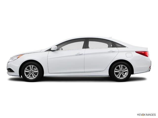 Photo Used 2014 Hyundai Sonata GLS Sedan For Sale in Fort Worth TX