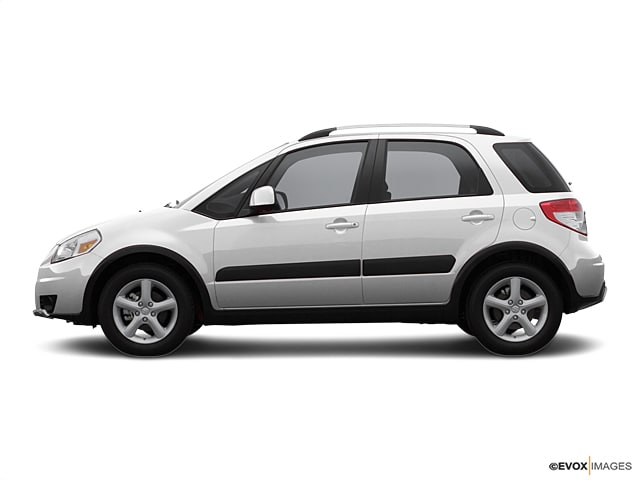 Photo Used 2007 Suzuki SX4 For Sale near Denver in Thornton, CO  Near Arvada, Westminster, Lakewood  Broomfield, CO  VIN JS2YB413175106036