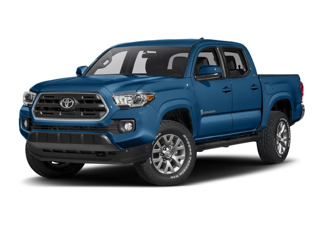Photo 2017 Toyota Tacoma SR5 Double Cab 5 Bed V6 4x4 AT Natl Truck Double Cab in Columbus