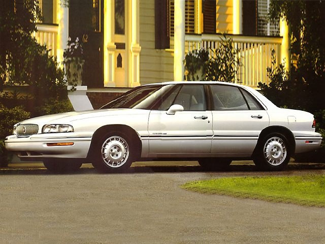Photo Used 1998 Buick Lesabre Limited Sedan for sale in Midland, MI