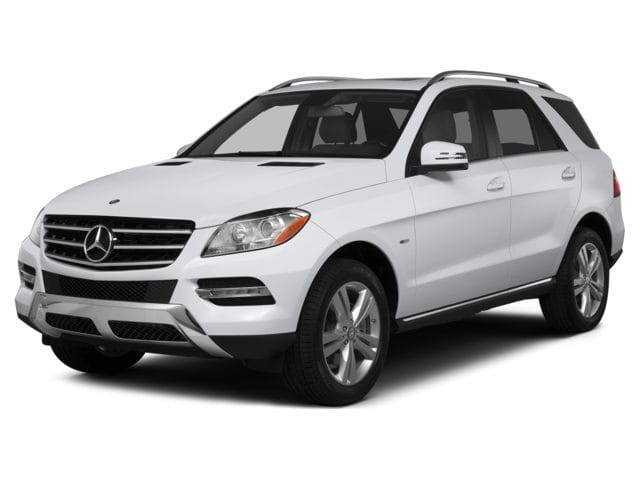 Photo Used 2014 Mercedes-Benz M-Class ML 350 in Houston