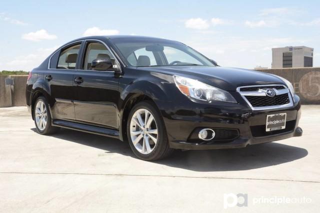 Photo Used 2014 Subaru Legacy 2.5i Limited, Aluminum Wheels, Power Sunroof. Sedan For Sale San Antonio, TX
