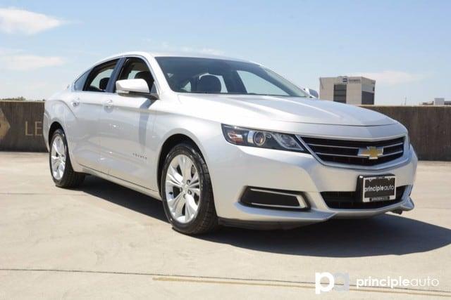 Photo Used 2014 Chevrolet Impala LT, Aluminum Alloy Wheels Sedan For Sale San Antonio, TX