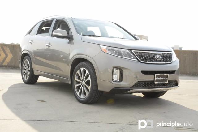 Photo Used 2014 Kia Sorento SX Limited, Infinity Stereo System, Leather Seats, SUV For Sale San Antonio, TX
