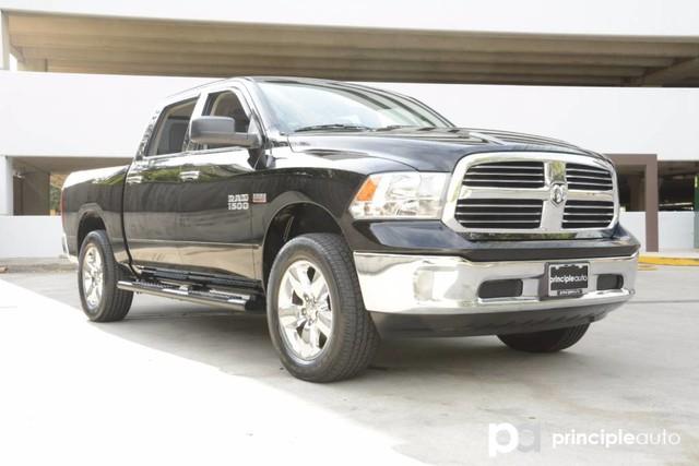 Photo Used 2014 Ram 1500 Outdoorsman, Aluminum Wheels, Bed Liner, Power Sea Truck Crew Cab For Sale San Antonio, TX