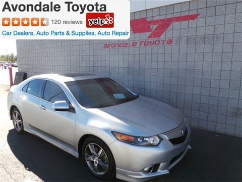 Photo Pre-Owned 2012 Acura TSX Special Edition 5-Speed Automatic Sedan Front-wheel Drive in Avondale, AZ