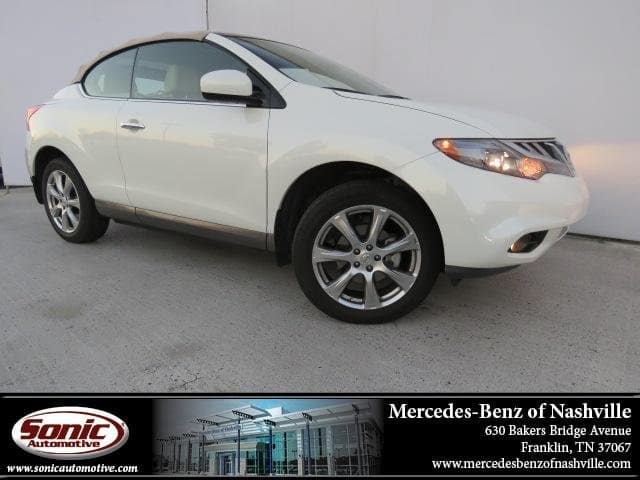 Photo 2014 Nissan Murano CrossCabriolet AWD 2dr Convertible in Franklin