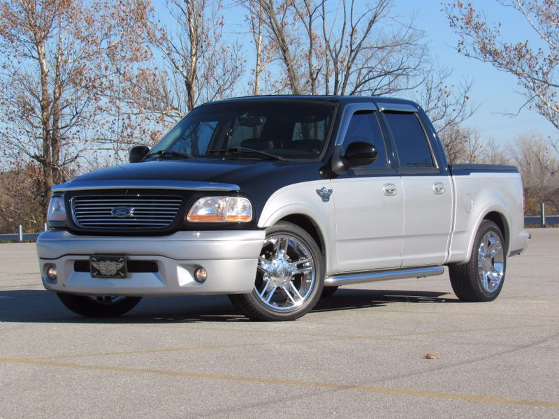 Photo Used 2003 Ford F-150 Harley-Davidson