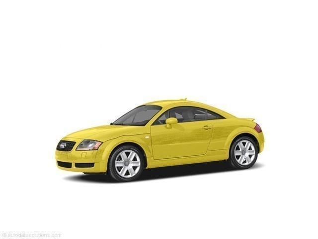 Photo Used 2004 Audi TT 1.8T Coupe near Fort Lauderdale