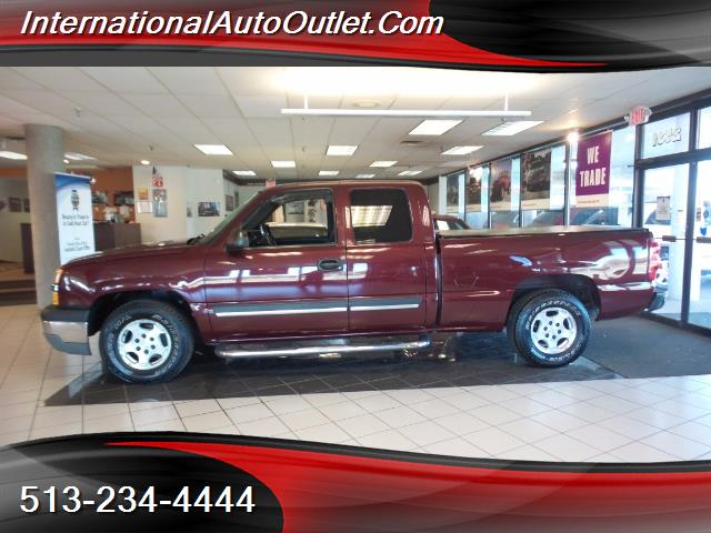 Photo 2003 Chevrolet Silverado 1500 LS Extended Cab for sale in Hamilton OH