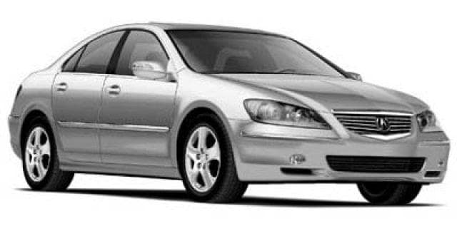 Photo Pre-Owned 2005 Acura RL 3.5 Sedan for sale in Freehold,NJ