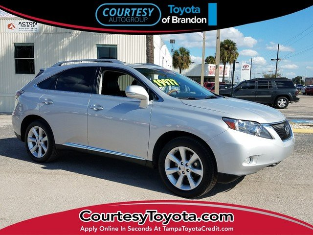 Photo Pre-Owned 2011 LEXUS RX 350 Base SUV in Jacksonville FL