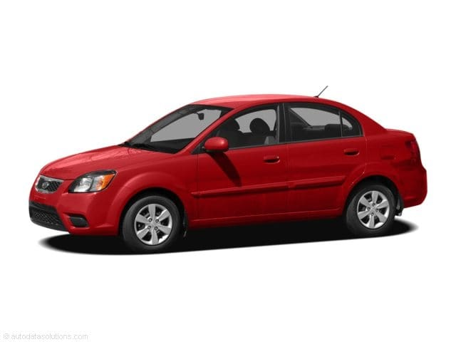 Photo Used 2011 Kia Rio Sedan For Sale Grapevine, TX