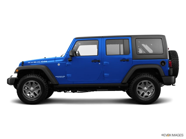 Photo Used 2016 Jeep Wrangler Unlimited Rubicon Hard Rock SUV for sale in Danvers, MA