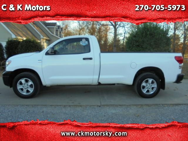 Photo 2007 Toyota Tundra Regular Cab LB 5AT 4WD