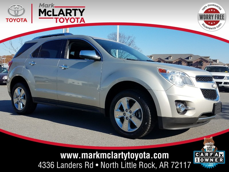 Photo Pre-Owned 2013 CHEVROLET EQUINOX FWD 4DR LTZ Front Wheel Drive Sport Utility Vehicle