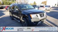 Pre-Owned 2015 Nissan Xterra PRO with Navigation & 4WD