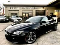 2014 BMW M6 Gran Coupe 4dr Sedan