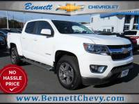 Certified Pre-Owned 2016 Chevrolet Colorado 4WD LT Four Wheel Drive Crew Cab Pickup