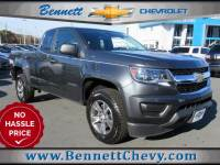 Certified Pre-Owned 2016 Chevrolet Colorado 2WD WT Rear Wheel Drive Extended Cab Pickup