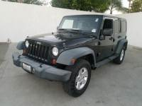 Used 2012 Jeep Wrangler Unlimited C in Oxnard CA