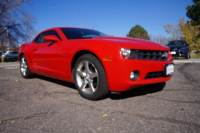 Pre-Owned 2010 Chevrolet Camaro 1LT Coupe in Fort Collins, CO