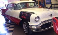 1956 Oldsmobile 88 Holiday 4 Door-Restoration Nearly Completed