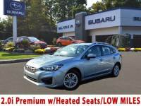 2017 Subaru Impreza Premium w/Heated Seats/LOW Miles Wagon