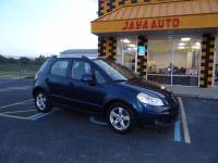 2010 Suzuki SX4 Crossover AWD 4dr Crossover w/ Touring Package CVT