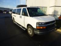 Pre-Owned 2013 Chevrolet Express 3500 LT RWD Extended Passenger Van