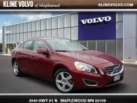 Used 2013 Volvo S60 T5 Sedan For Sale Maplewood, MN