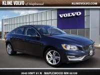 Used 2015 Volvo S60 T5 Premier Drive-E (2015.5) Sedan For Sale Maplewood, MN