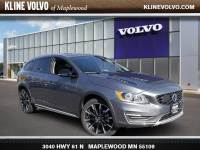 Used 2017 Volvo V60 Cross Country T5 AWD Wagon For Sale Maplewood, MN