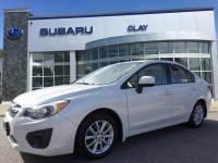 2014 Subaru Impreza 2.0i Premium 4dr