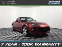 Certified Pre-Owned 2015 Mazda MX-5 Miata PRHT Grand Touring RWD 2D Convertible