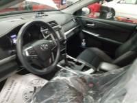 2015 Toyota Camry 4dr Sdn I4 Auto SE