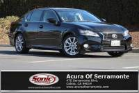 Pre Owned 2014 Lexus GS 350 4dr Sdn RWD