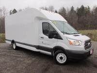 2016 Ford Transit box Truck Unicell DRW 350 HD 178 in. WB DRW Cutaway Chassis w/10360 Lb. near Cleveland