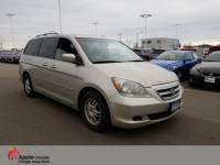 2006 Honda Odyssey EX-L Minivan/Van V6 SOHC i-VTEC 24V