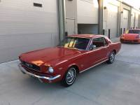 1966 Ford Mustang C Code Coupe