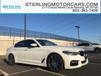 2017 BMW 5 Series 540i Xdrive Sedan