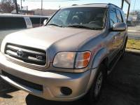 2001 Toyota Sequoia SR5 2WD 4dr SUV