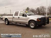 2007 Ford F-250 SD XL Crew Cab Long Bed 2WD