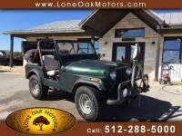 1981 Jeep CJ5 Base