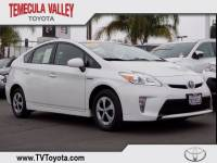 2015 Toyota Prius Three Hatchback Front-wheel Drive in Temecula