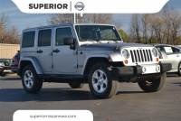 Used 2013 Jeep Wrangler Unlimited Sahara SUV For Sale in Fayetteville, AR